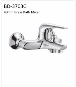 Bd3703c 40mm Brass Single Lever Bath Faucet pictures & photos