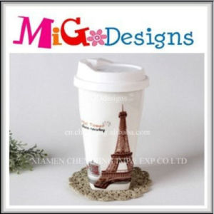 Hot Sales Plain White Coffee Mugs for Pinting pictures & photos