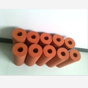 High Temperature Resistant Silicone Roller for Hot Stamping Machine pictures & photos