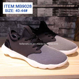 Latest Fashion Men′s Running Shoes Sneaker Customize Wholesale (MB9028) pictures & photos