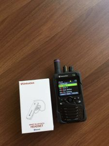 Dual Band Voice Pager in VHF+700-800MHz with CPA Certification
