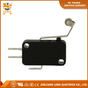 Lema Kw7-22 Roller Lever Sensitive Micro Switch pictures & photos