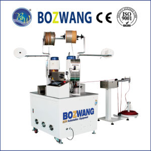 Automatic Double Ends Terminal Crimping Machine pictures & photos