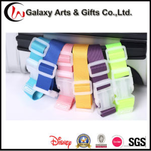 Eco-Friendly Travel Durable PP Luggage Belt with Transparent Buckle pictures & photos