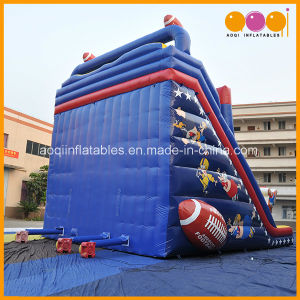 Adult Outdoor Game Inflatable Three-Lane Hand Leaping Inflatable Climb (AQ01669) pictures & photos