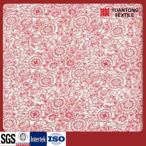 Polyester/Rayon 45*45 110*76 Printing Fabric for Bedding Sheet pictures & photos