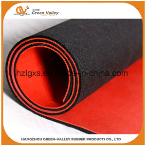 Anti-Shock 3-12mm Thick Rubber Flooring Rolls Rubber Mats pictures & photos