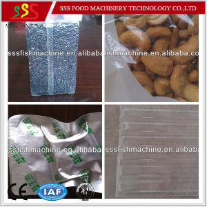 Stainless Steel Palletized Stretch Wrap Packing Pakage Equipment