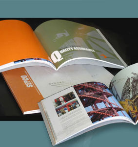 Customize Book Printing Hardcover with Perfect Binding pictures & photos