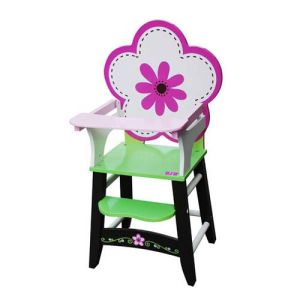 Wooden Baby High Chair Wj278050 pictures & photos