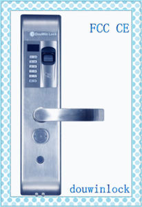 Multiple Function Door Lock Biometric Fingerprint Door Lock pictures & photos