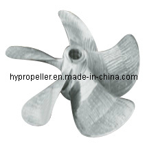 5 Blade Fixed Pitch Stainless Steel Marine Propeller