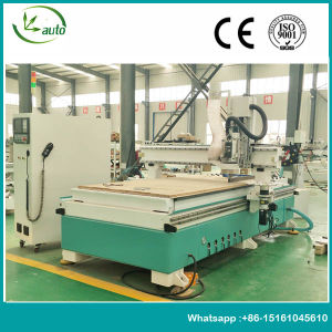 Atc CNC Router Machine for Aluminum and Wood MDF pictures & photos