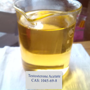Testosterone Acetate 200mg/Ml Steroid Oil Base Hormone Powder pictures & photos
