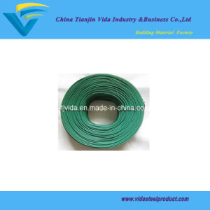 PVC Coated Rebar Tie Wire 3.5lbs Per Coil pictures & photos