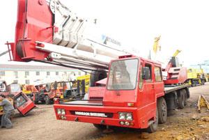 Tadano 50 Ton Used Crane (TG-550E-V)