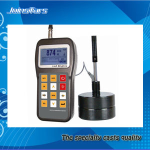 Leeb Hardness Tester for Metal pictures & photos