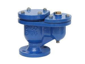 Flanged Air Valve with Double Spheres pictures & photos