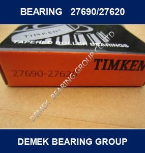 Timken Inch Taper Roller Bearing 27690/27620 pictures & photos