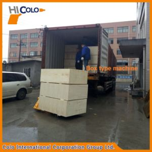 Manual Box Feed Powder Painting Equipments Cl-800d-L2-B pictures & photos