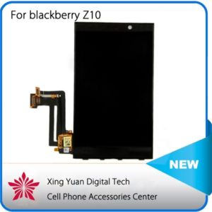 for Blackberry Z10 LCD Display + Touch Screen Glass Digitizer Assembly with Flex Cable