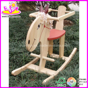 Hot Sale Baby Wooden Rocking Horse (WJ276254) pictures & photos