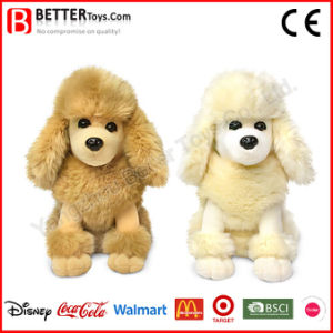 Fluffy Poodle Stuffed Soft Dog Toy for Baby/Kids pictures & photos