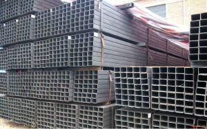 Square Steel Pipe 20*20mm pictures & photos