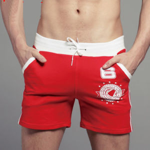 Sportive Straight Men Boxer (D81)