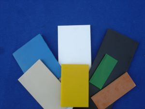 Processing Engineering Plastic Materials pictures & photos