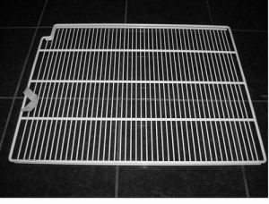 Wire Shelf and Wire Baskets for Refrigerators, Showcases, Freezers and Ovens