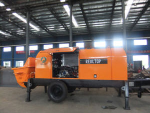 Diesel Concrete Pump (delivery height 50m)