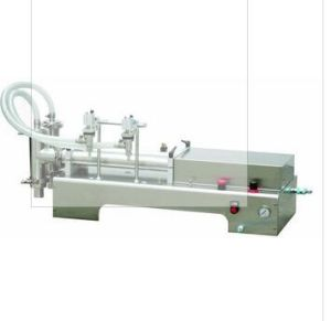 High Precision Semi-Automatic Paste Filling Machine pictures & photos