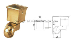 Furniture Metal Caster (7103)