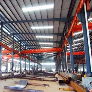 Steel Structure Workshop/Building (SSW-009) pictures & photos