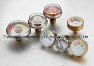 Gas Pressure Gauges pictures & photos