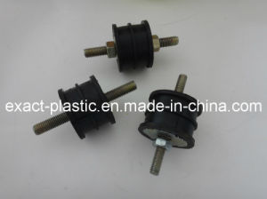 Molded Two Side Male Threaded Rubber Mounting pictures & photos