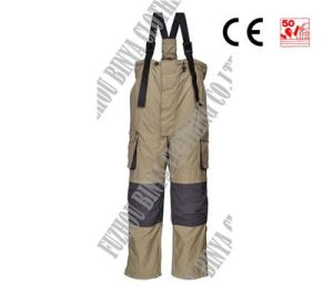 Waterproof Winter Sea Fishing Pants (QF-922B) pictures & photos