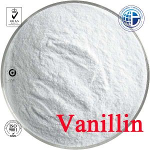 Vanillin (Vanilline; Vanilin) CAS 121-33-5 Food Additive Flavouring Agent pictures & photos