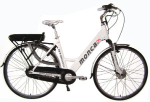 Urban Easy Rider Electric Bicycle E Bike E-Scooter Shimano Inner Speed Gear 8fun Brushless Motor pictures & photos