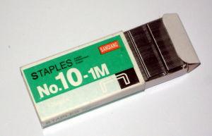 No. 10 Staple pictures & photos
