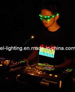 EL Flashing T-Shirt / Musical EL Shirt / EL Sound Active T-Shirt