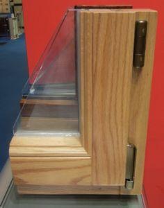 Oak Wood With Aluminum Cladding Windows & Doors (88)
