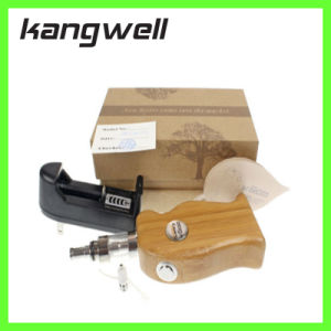 Kangwell Wooden K600 E Cigarette with 18650 Battery 2000mAh
