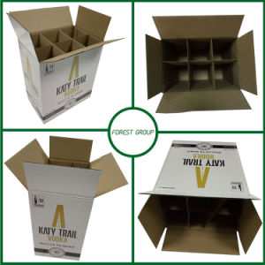 Six Bottle Wine Boxes pictures & photos