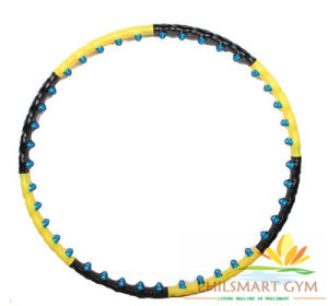 Weighted Detachable Magnetic Massage Hula Hoop pictures & photos