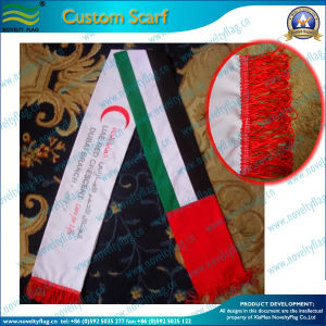 National Flag Scarf, Souvenir for National Day (NF19F03005) pictures & photos
