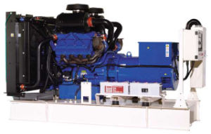 500kva Perkins Powered Diesel Generator Set