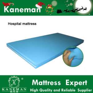 Rolling up Waterproof Soft Foam Mattress for Hospital Use pictures & photos