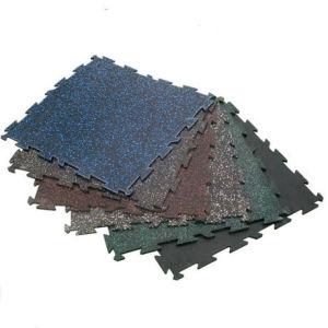 Rubber Floor / Gym Rubber Flooring (SA35) pictures & photos